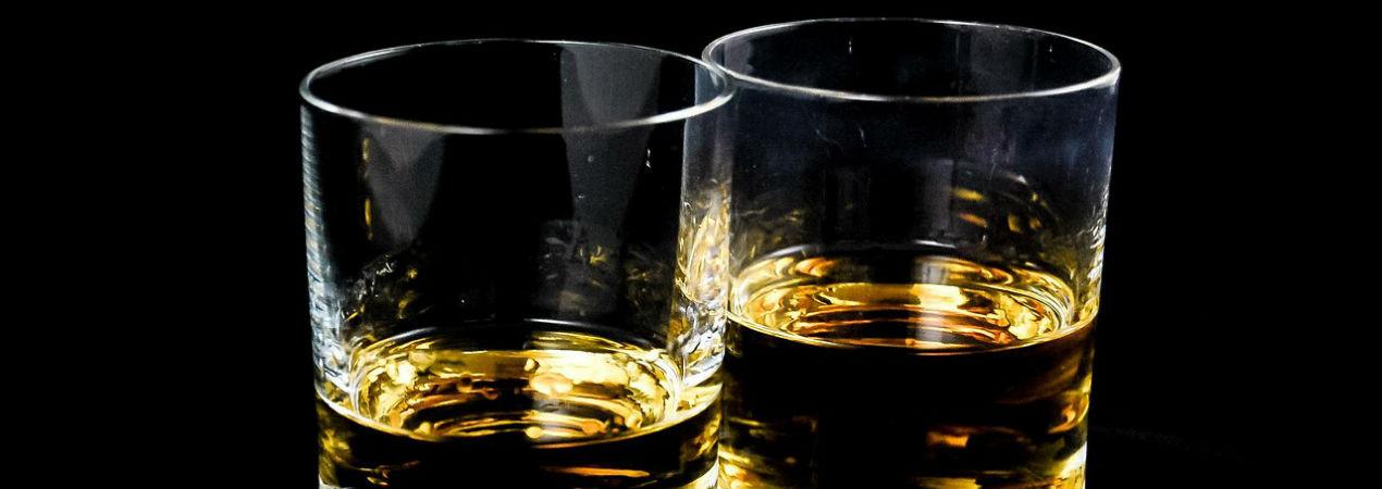 Allerfeinste Whiskysorten sind bei uns erhältlich!